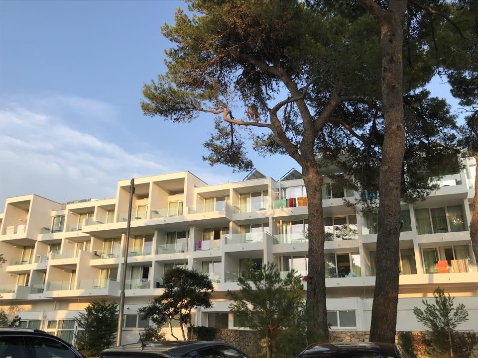 Außenansicht Valamar Carolina Hotel & Villas