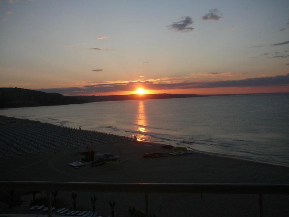 Wschód słońca Hotel Borjana