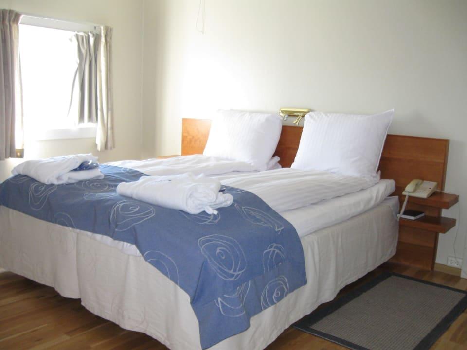 Bett Radisson Blu Royal Garden Hotel