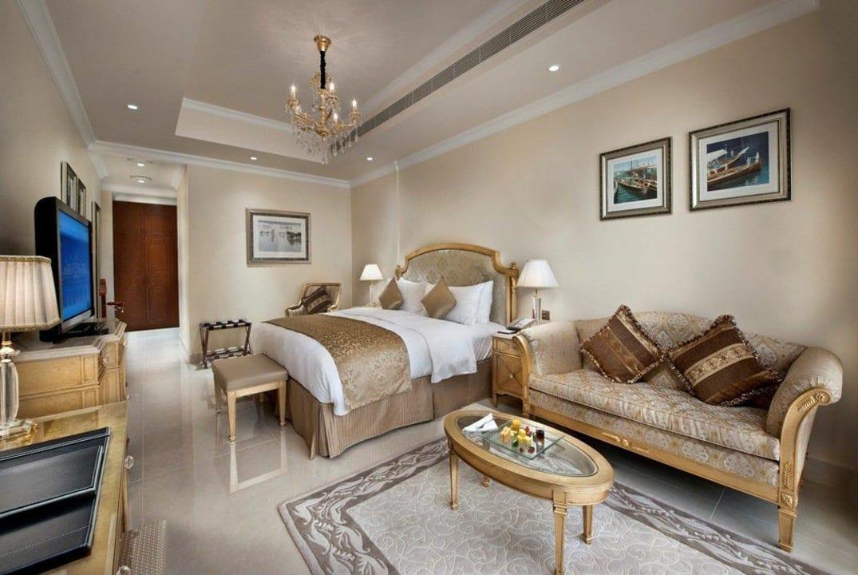 Suite Master Bedroom Kempinski Hotel & Residences Palm Jumeirah