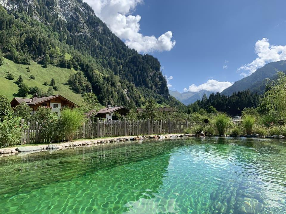 Pool Chaletdorf Auszeit
