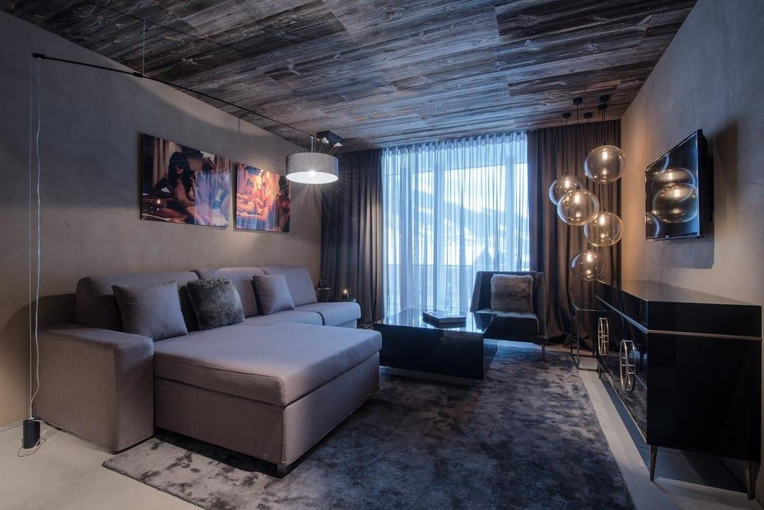 Juniorsuite Zhero Hotel Ischgl/Kappl