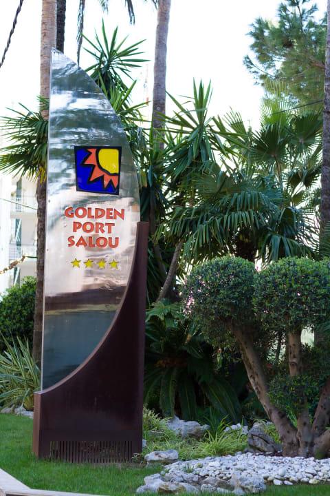 Außenansicht Golden Port Salou & Spa