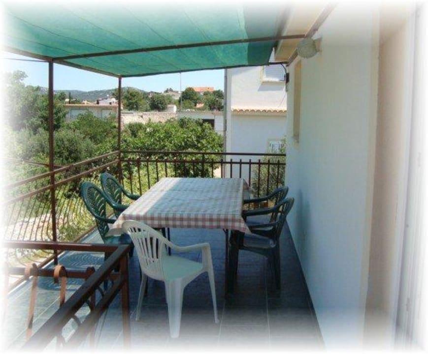 Balkon Apartmant 2 Apartmani Mare