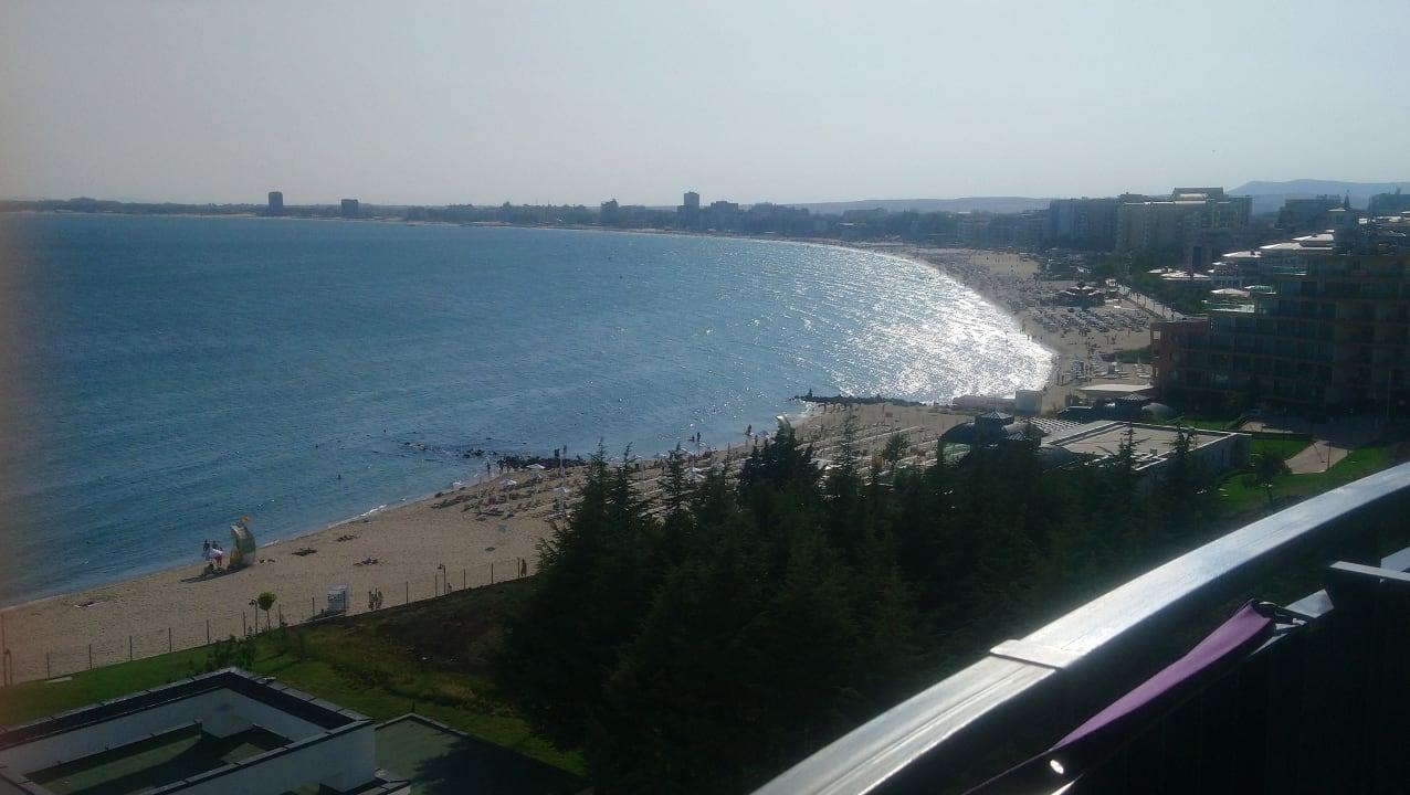 Ausblick Hotel Riu Palace Sunny Beach - Adults only