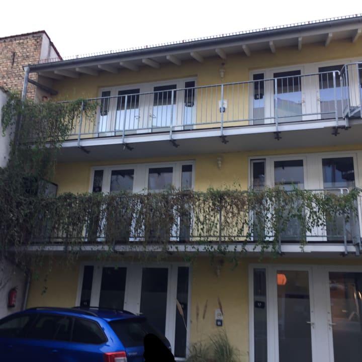 Außenansicht Hotel Auerstein