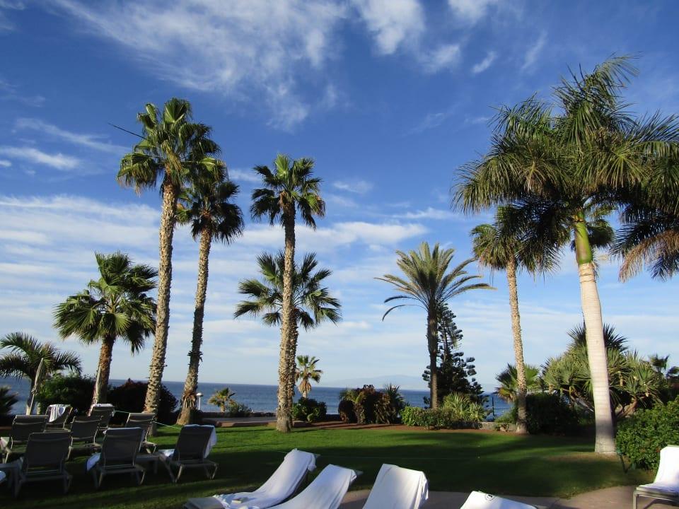 Gartenanlage Sheraton La Caleta Resort & Spa