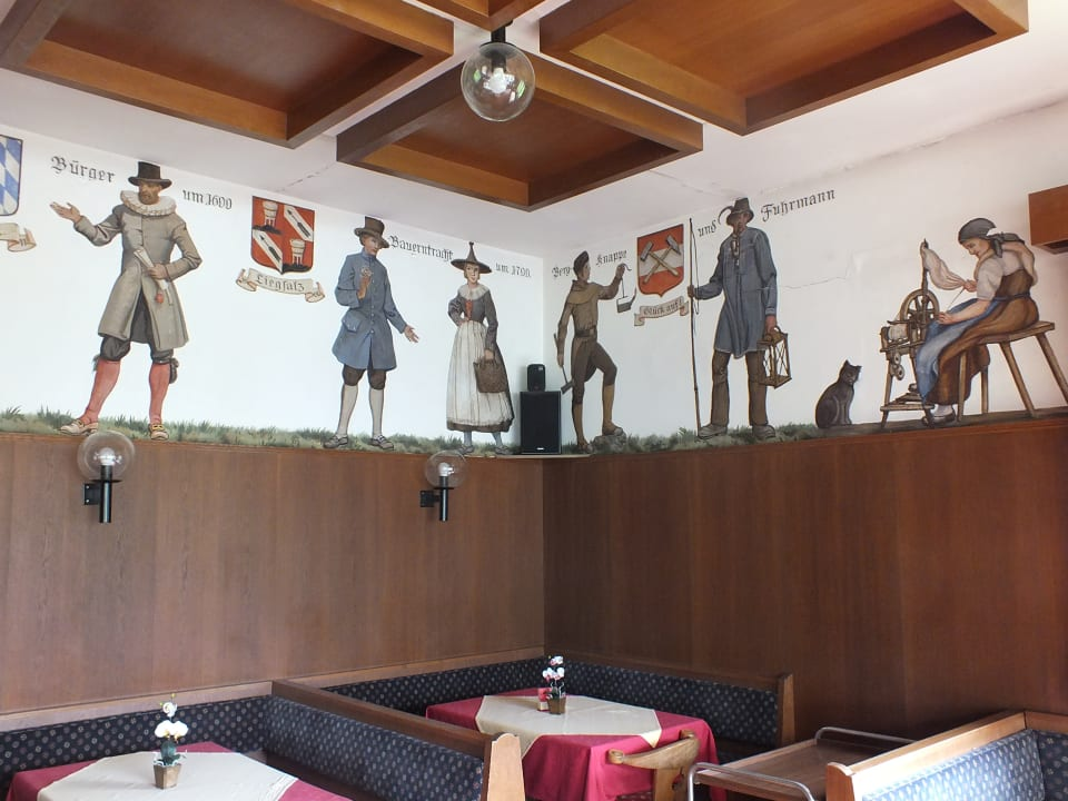 Restaurant Frühstückspension Hüttwirt