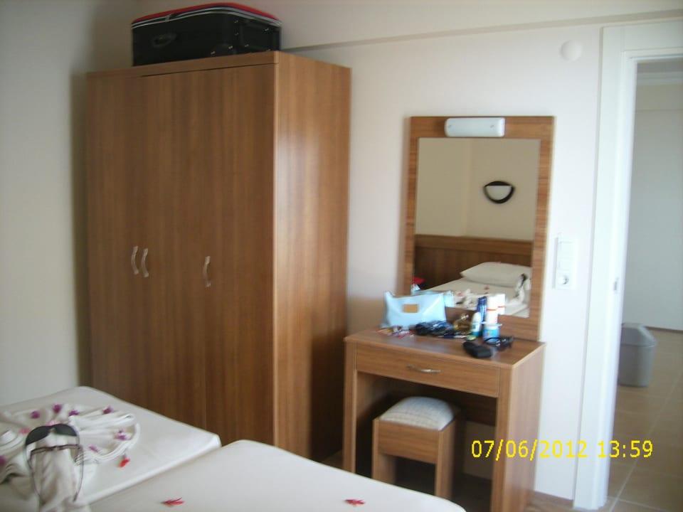Schlafzimmer  Yeniacun Apart Hotel