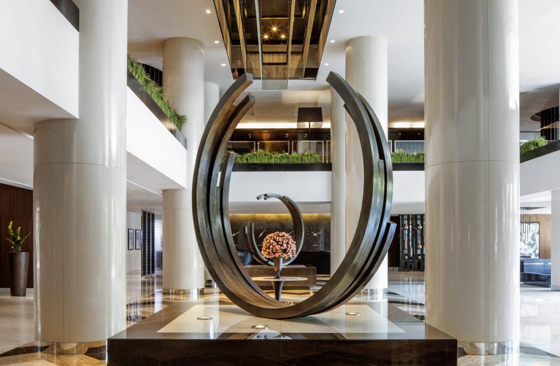 Lobby Pullman Dubai Creek City Centre