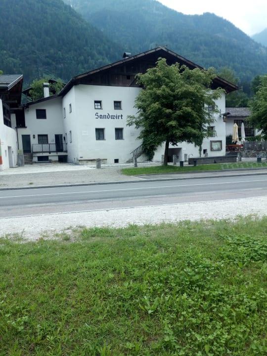 Gartenanlage Hotel Tirolerhof