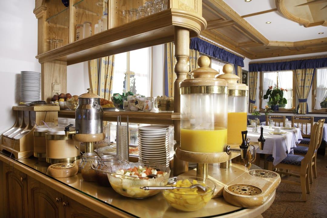 Frühstücksbuffet Hotel Bloberger Hof