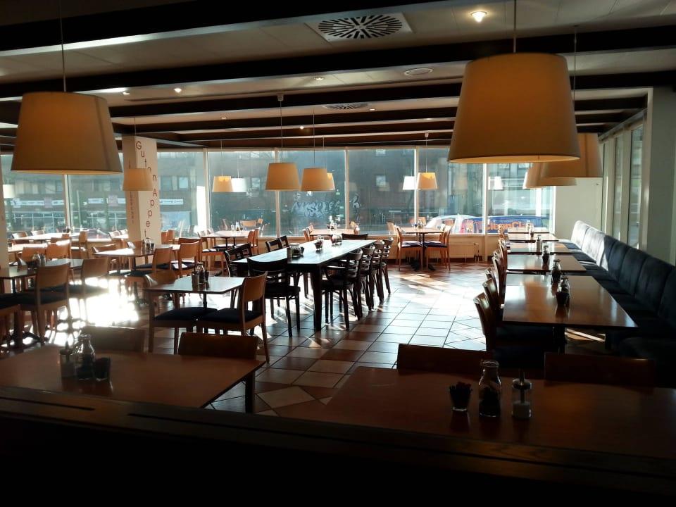 Frühstücksraum Egon Hotel Hamburg City