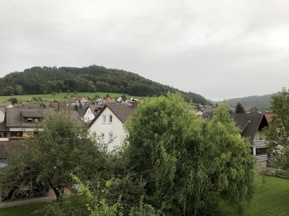 Ausblick Schmieders Hotel Ochsen