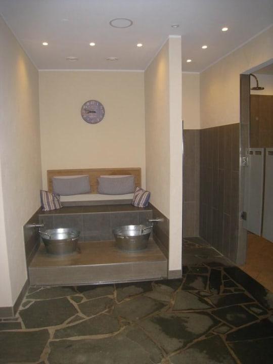 Saunabereich MICHELS Wellness- & Wohlfühlhotel