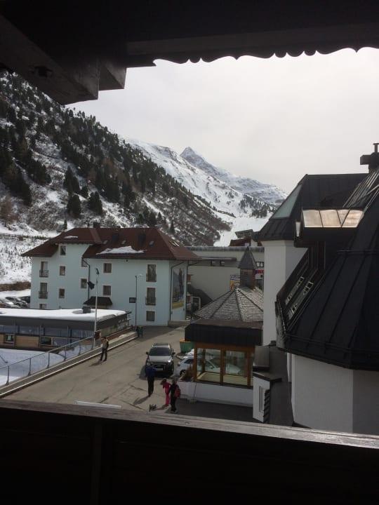 Balkon Hotel Enzian