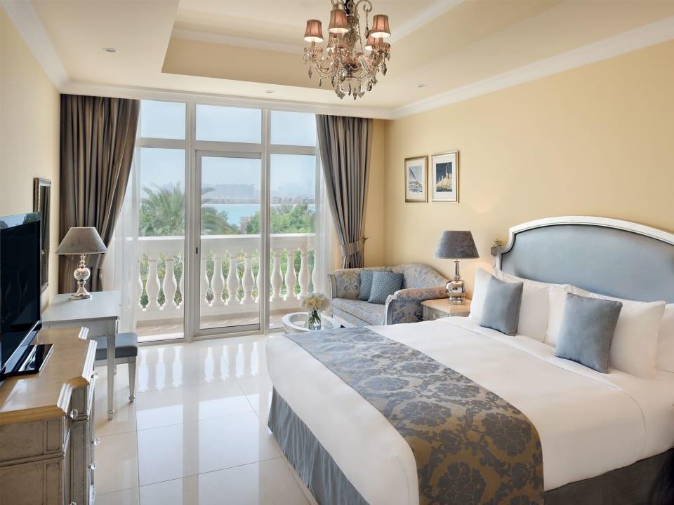 Zimmer Kempinski Hotel & Residences Palm Jumeirah