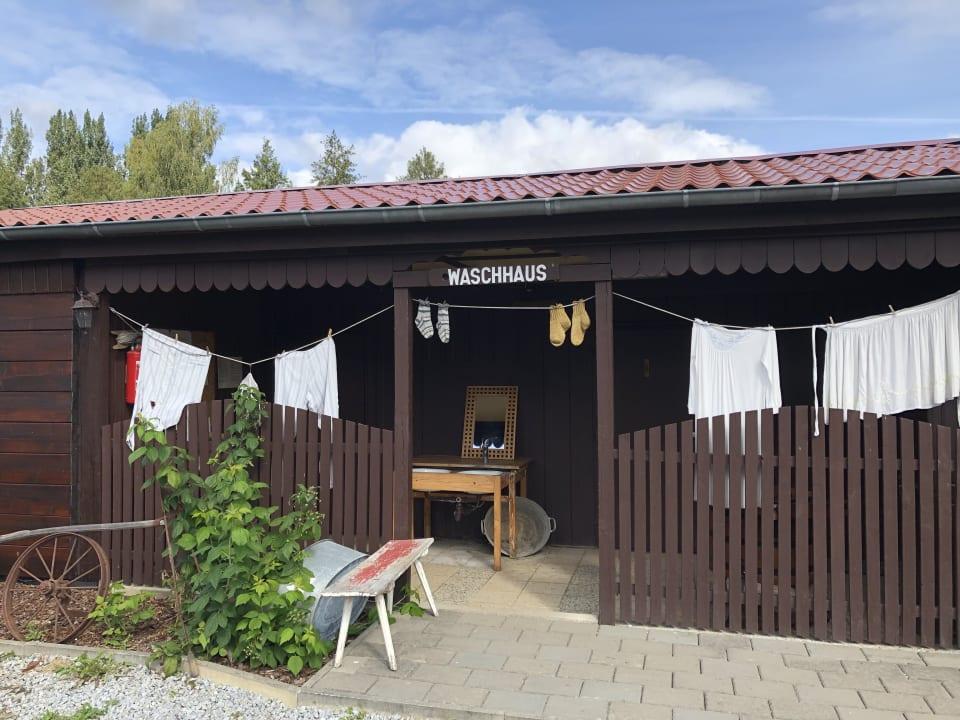 Außenansicht Pension & Gasthof Spreewaldhof Leipe