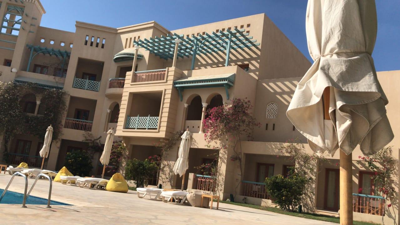 Außenansicht Mosaique Hotel El Gouna
