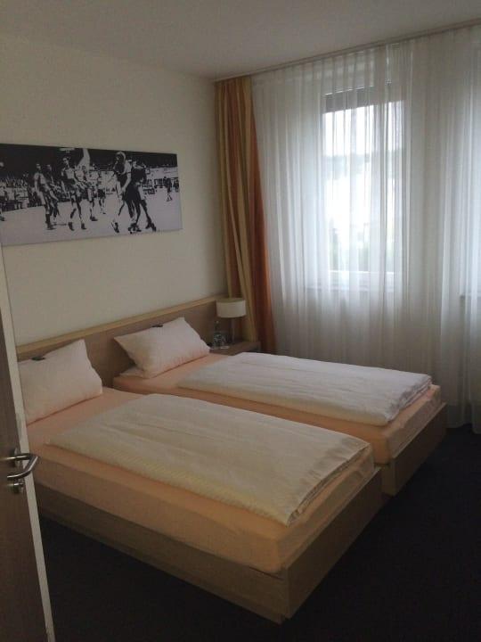 Doppelzimmer Business & Conference Sporthotel Großwallstadt