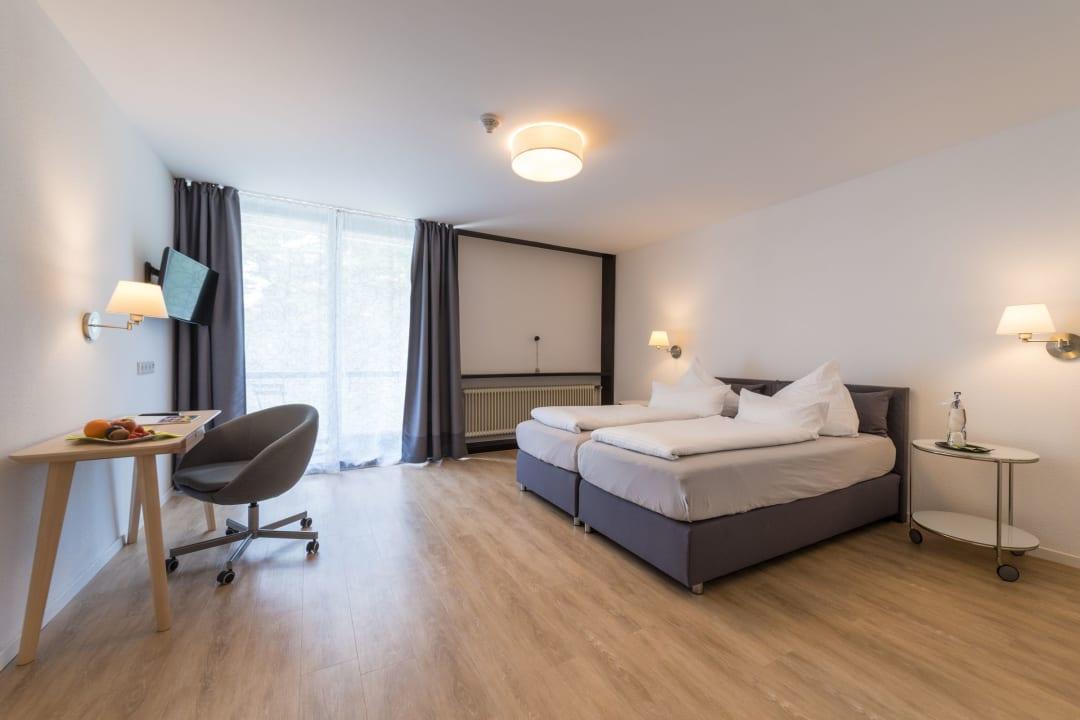 Zimmer Hotel Haus Neuland