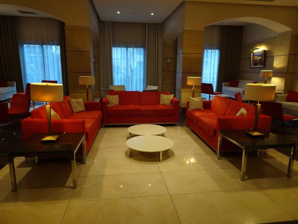 Lobby Maritim Antonine Hotel & Spa Malta