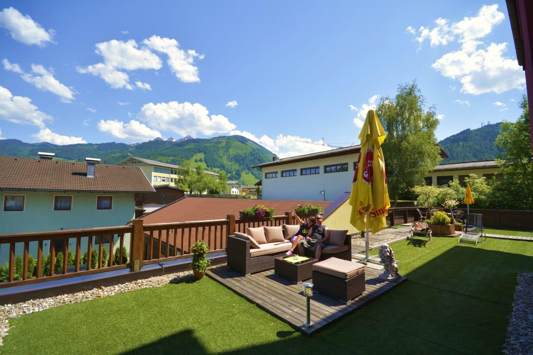 Ausblick Sporthotel Kitz