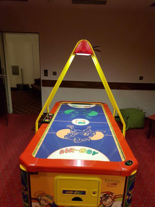 Spielbereich für die Kinder Hotel Grossfeld