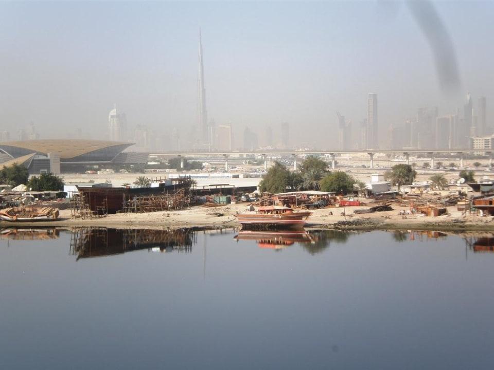 Die Dhau Werft Hotel Crowne Plaza Dubai Festival City