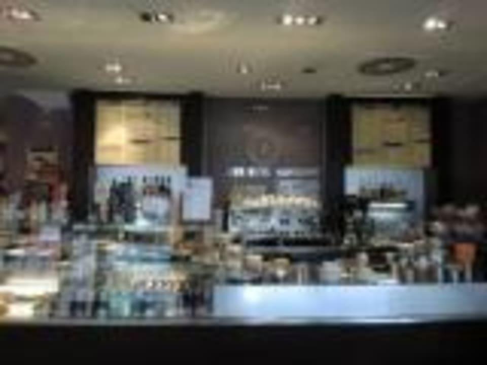 Coffee Bar  The Corner Hotel