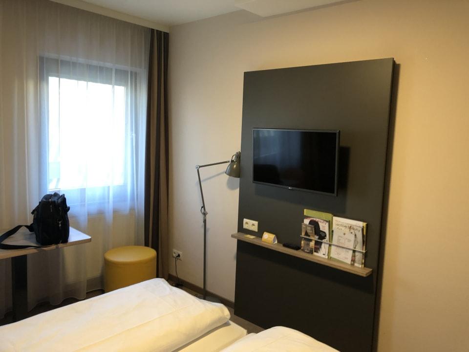 Zimmer JUFA Hotel Graz-Süd