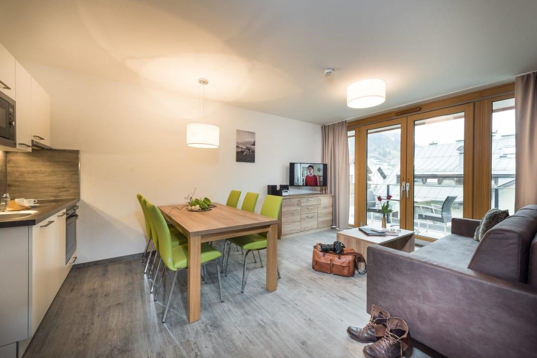 Beispiel Appartement AlpenParks Hotel & Apartment Central
