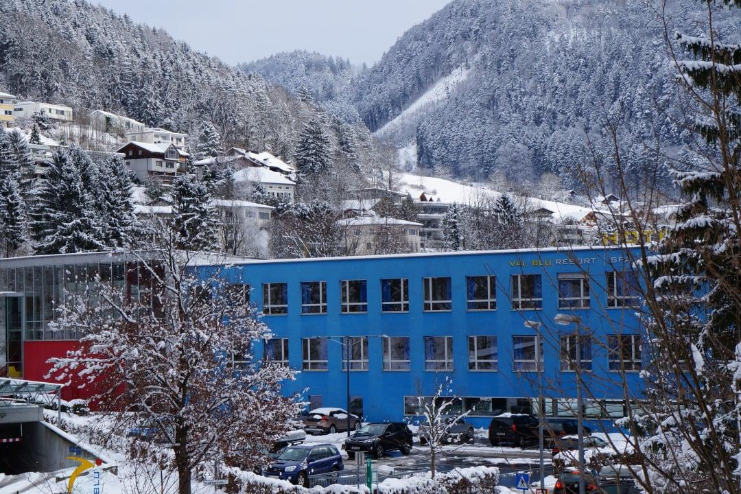 ValBlu im Winter Val Blu Sport   Hotel   SPA
