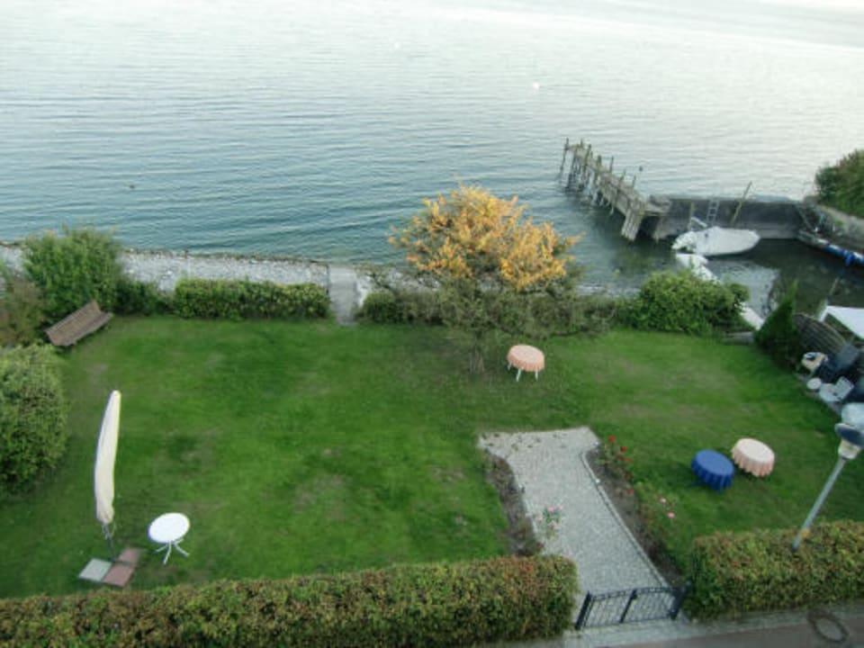 Liegewiese See genießen - Haus Seeblick