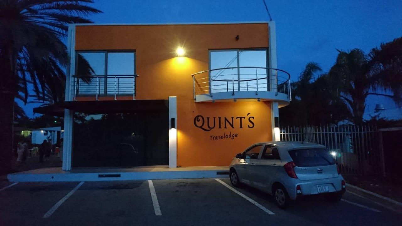 Parkmöglichkeiten Travelodge Quints Curacao
