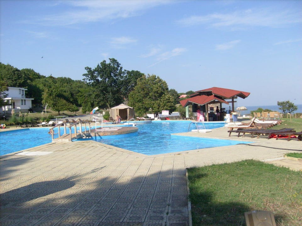 Poolanlage Hotel Russalka