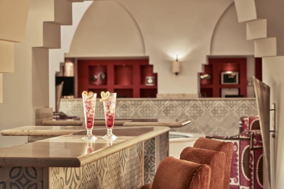 Lobby Mosaique Hotel El Gouna