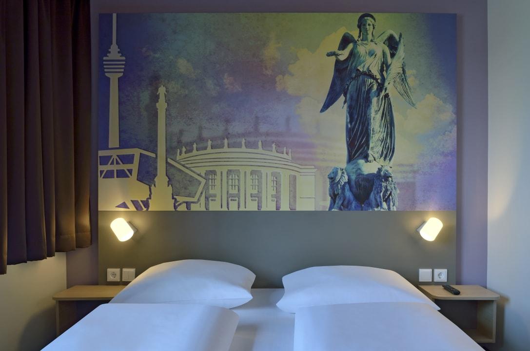 Zimmer B&B Hotel Stuttgart-Vaihingen