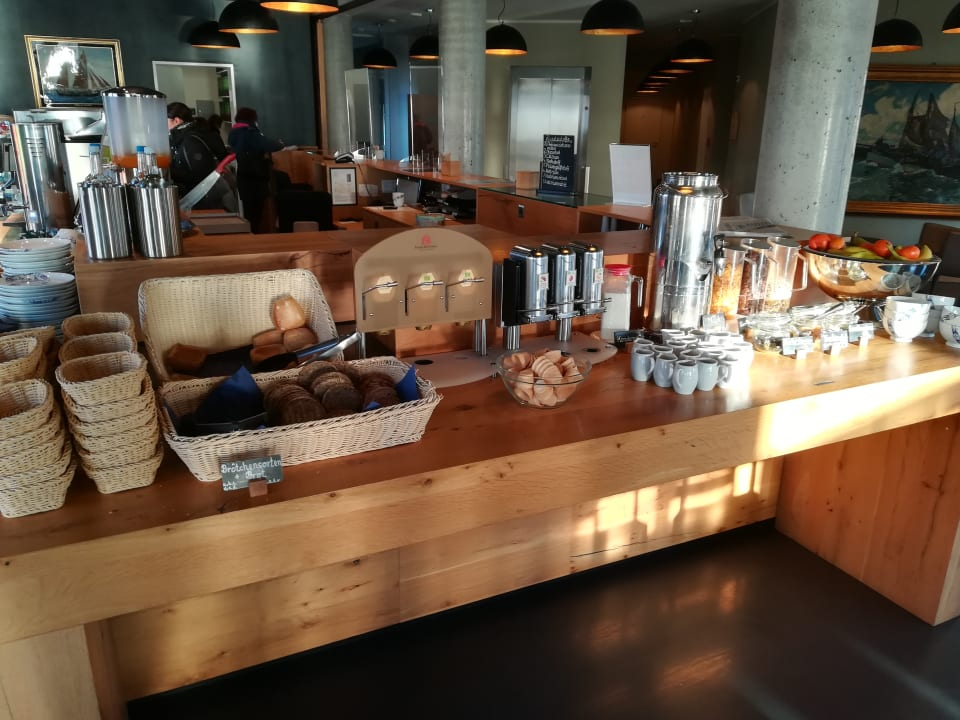 Gastro im-jaich hotel bremerhaven