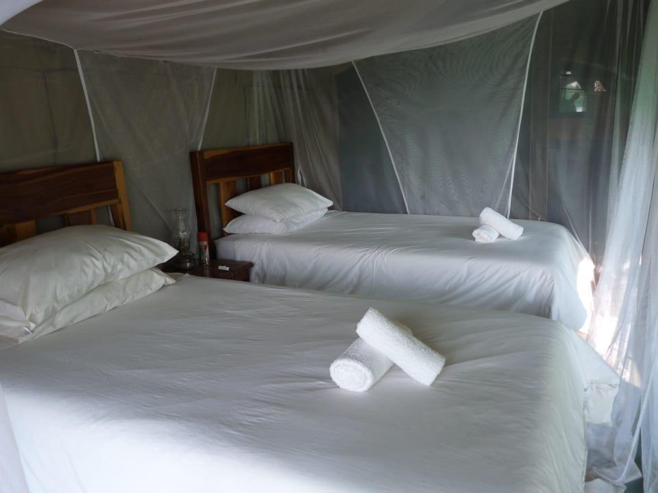 Im Zelt Nunda River Lodge