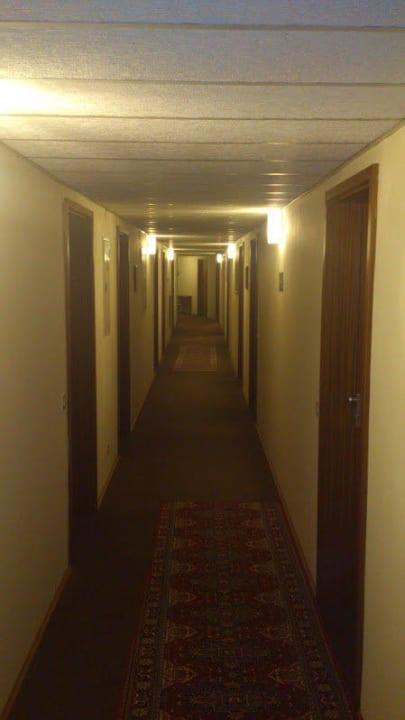 Hotelflur Hotel Sej Sandzak