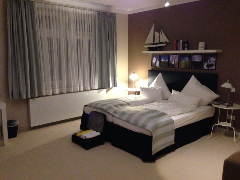 Schlafzimmer Strandschloss Arielle