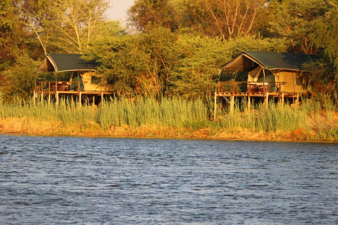 Meru-Zelt Nunda River Lodge