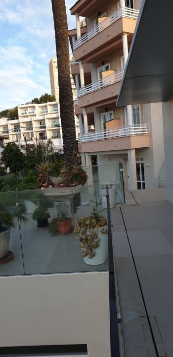 Außenansicht Hotel Venecia