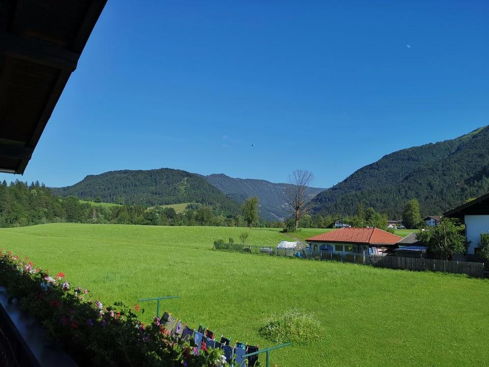 Ausblick Ferienhaus Resi & Obermoser