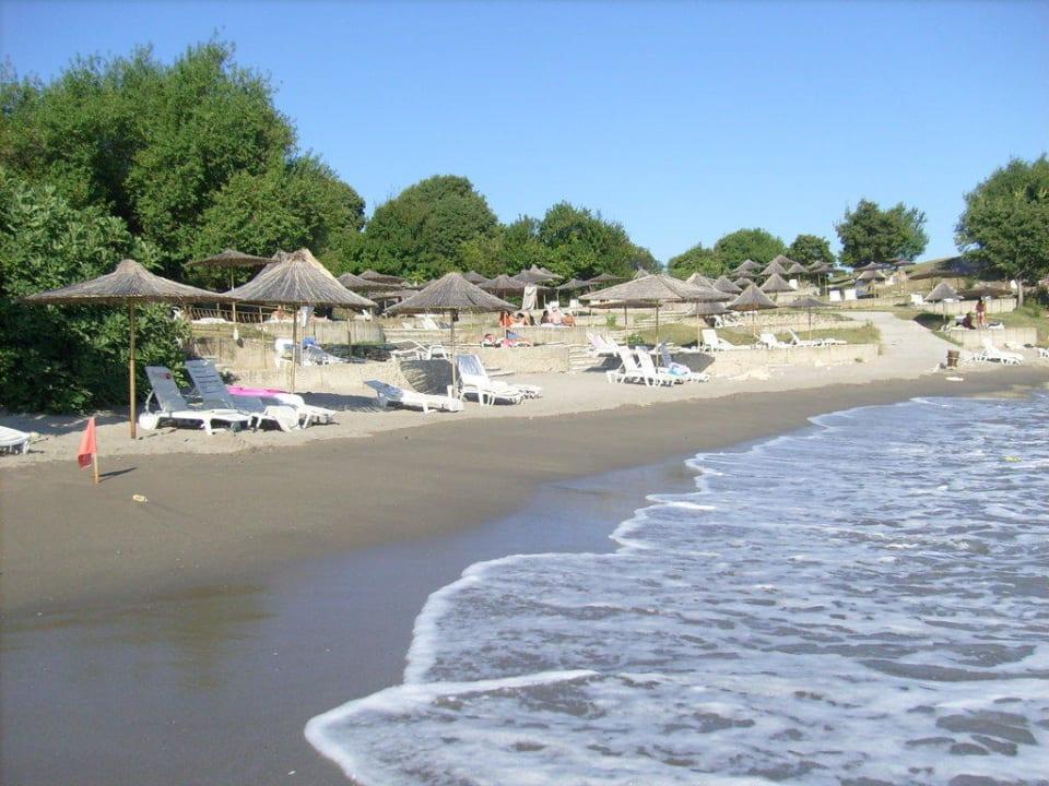 Strandanlage Hotel Russalka