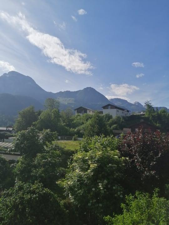 Ausblick Gästehaus Frauendorf