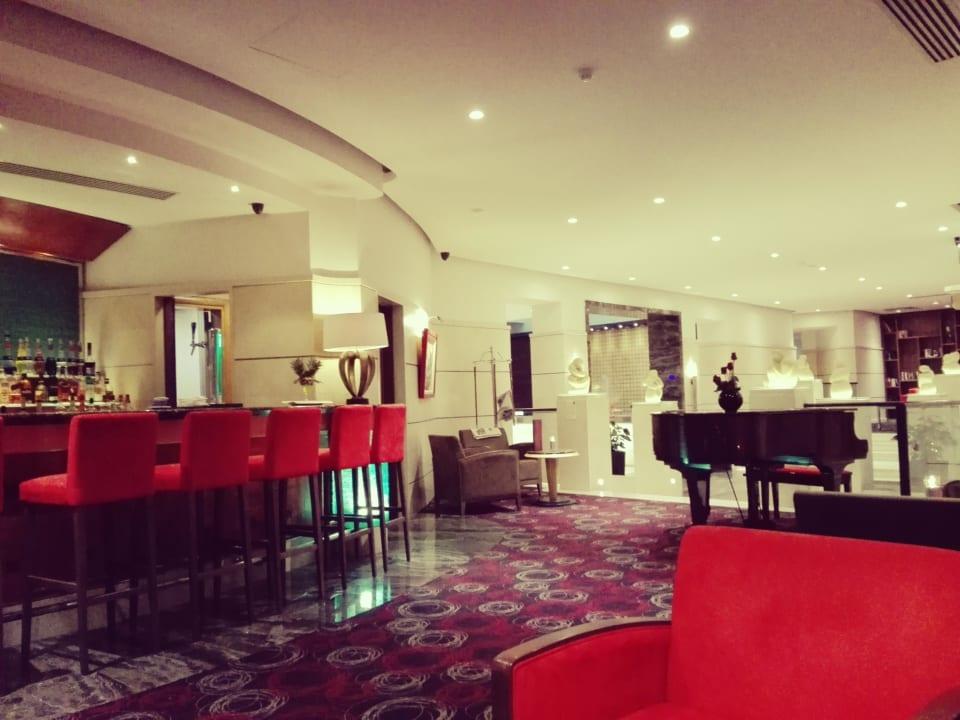 Bar und Lobby  Maritim Antonine Hotel & Spa Malta
