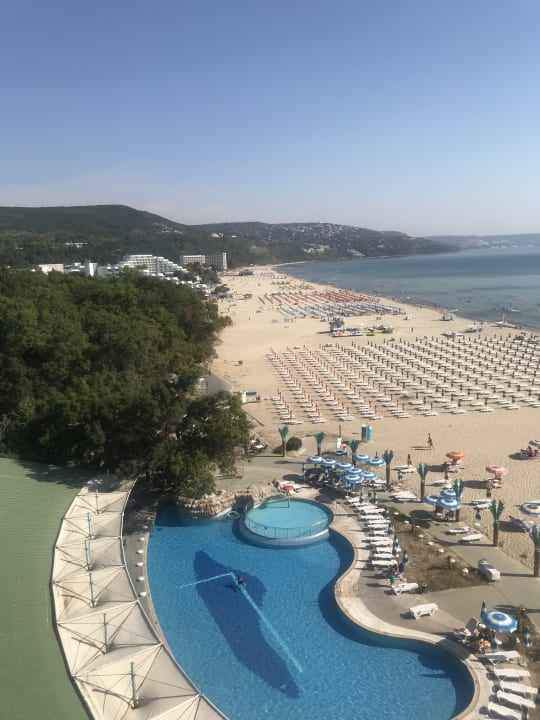 Ausblick Hotel Borjana
