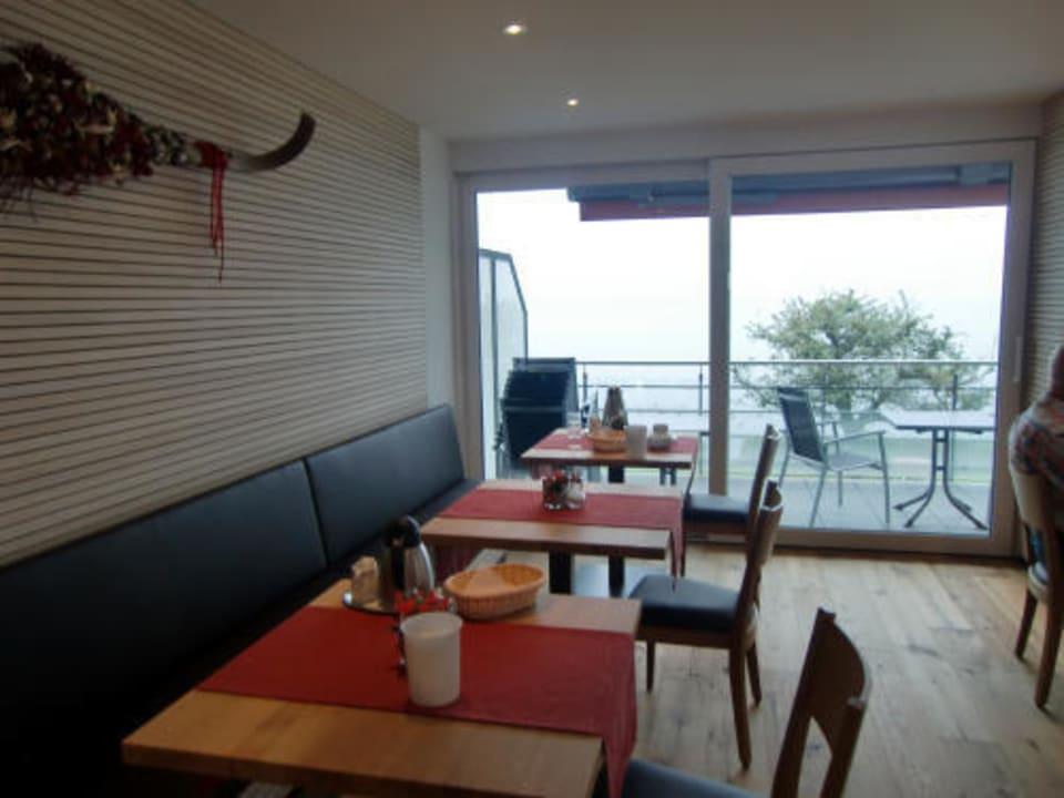 Frühstücksraum See genießen - Haus Seeblick